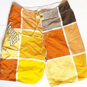 Billabong | Sunny Orange Swim Trunks
